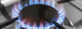 Gasrechnung reduzieren
